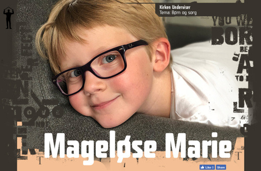 Mageløse Marie
